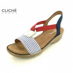 Dámské nadměrné letní boty...
