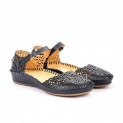Sandálky Vallarta, modré,...