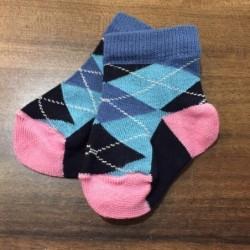 Ponožky kojenecké barevné...