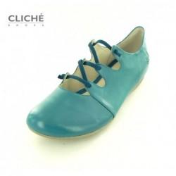 Modré baleríny Fiona 04,...