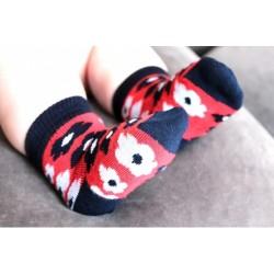 Ponožky kojenecké kytičky ,...