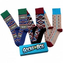 Ponožky Socks in box,...
