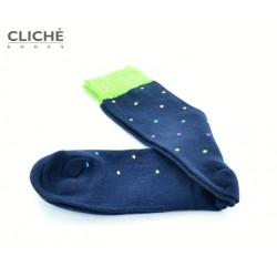 Ponožky Socks in box, Dots...