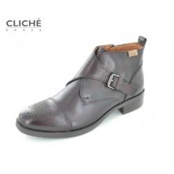Pánský styl dámské obuvi s...