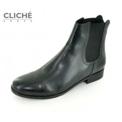 Pérka černá, Chelsea boots