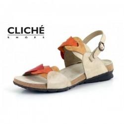 Sandálky Andrea 01,...