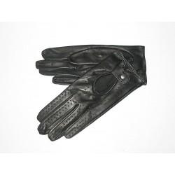 Dámské kožené rukavice,...