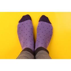 Ponožky business světle...